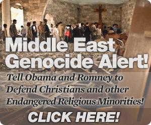 Middle East Genocide Alert