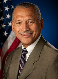 Charles F. Bolden, Jr., head of the U.S. National Aeronautics and Space Administration.